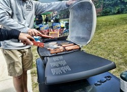 Enter to Win a Weber Tailgating Grill plus more!!