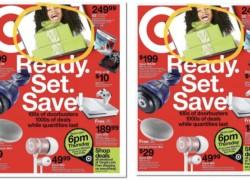 STOP EVERYTHING! Target BLACK FRIDAY Ad IS LIVE!!!!!!!!!!