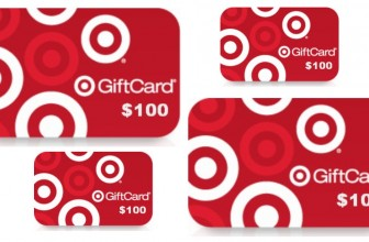 Enter To Win $100 Target Gift Card!