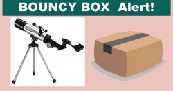 RUNNN! EVERY 4,000 Person WILL [ Instant Win ] a Telescope!