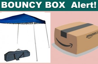 WOWZA ! Instant Win a 10 X 10 Tent! [ $59.99 Value! ]