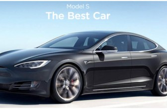 Enter For A Chance To Win A Tesla S