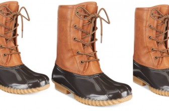 Original Duck Boots ONLY $19.99 ( Reg. $59.99 ) ! RUNNNN!