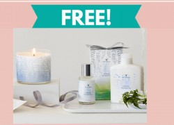 Thymes Fragrance Free Sample By Mail !