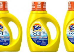 WOW! Tide + Oxi HE Laundry Detergent for only $1.99 !