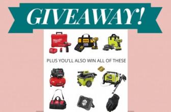 Win $500 Worth of Premium Power Tools!