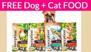 FREE Dog & Cat food Samples By Mail! SUPER Easy!