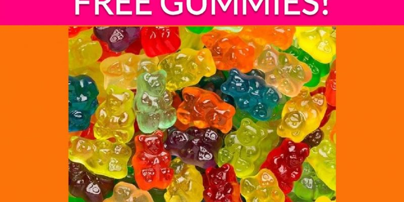 Free Sweet Tooth All-Natural Gummies!