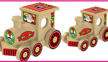 Totally FREE Christmas Train!