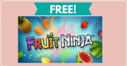 Totally Free Fruit Ninja Game !
