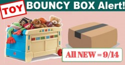 [ INSTANT WIN ] *** TOY *** Bouncy Boxes! ALL NEW 9/14