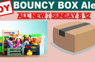 15 HOT [ INSTANT WIN ] *** TOY *** Bouncy Boxes! ALL NEW Sunday 8/12