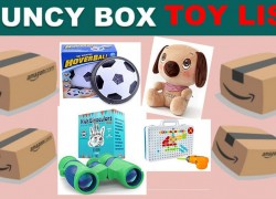 BEST *[ TOY ]* BOUNCY BOX List! ALL NEW Monday 7/16!