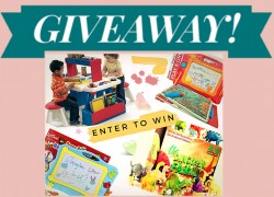 Win a $200 Kids Toy Learning Center!