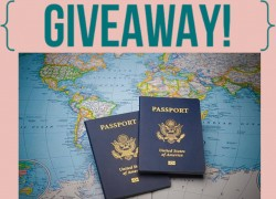 Win a trip for two to Rome, London, or San Francisco!