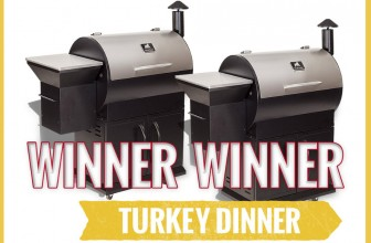 Enter To Win a Turkey GRILL! OR a $500 GIFT CARD!