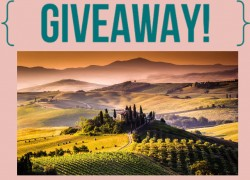 Dreaming of a Vacation? Win a trip to Tuscany!!