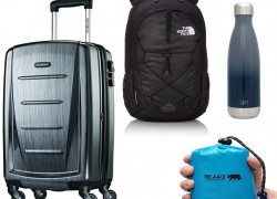 Win Luggage and More!!