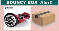 [ BOUNCY BOX! ] Instant Win an OXA Hoverboard Worth $279.99!!!