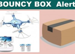 [ BOUNCY BOX! ] Instant Win an RC Drone!!!
