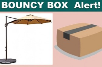 [ BOUNCY BOX! ] Instant Win an Offset Patio Umbrella Worth $169.99!!!