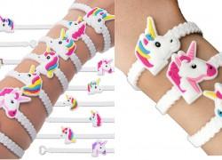Unicorn Bracelets ONLY $.20 Ea. Shipped!