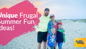 Cheap / Frugal & Fun things to do with kiddos This Summer!