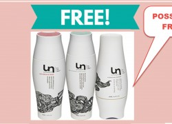 Possible FREE Unwash Hair Care Products
