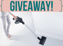 Win a Oreck Cordless Vacuum with POD Technology! [10 Winners!]