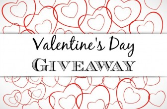$1500 Be My Valentine Giveaway!
