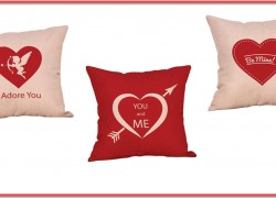 SO CUTE! Valentines Day's Pillows ONLY $1.69 !