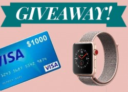 Enter TO Win a $1000 Visa Gift Card, Apple Watch & More!