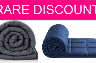 Weighted Blankets – RARE Discount!