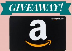 Win a $50 Amazon Gift Card and Books!