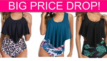 Women's Swimsuits – TONS Of Choices – CHEAP w/Code!