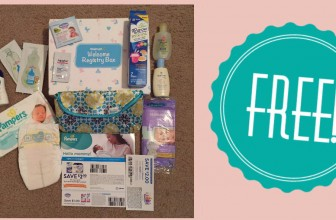 It's BACK! FREE Welcome Baby BOX!