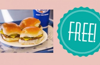 2 FREE Original Sliders w/ Cheese at White Castle