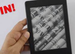 Kindle Paperwhite E-reader Giveaway