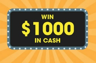 Win $1000 in Free Cash!