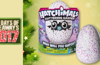 150 Days Of Giveaways! WIN A HATCHIMAL & More.