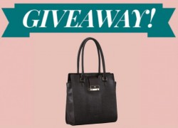 ENTER TO WIN A CHIC BAG