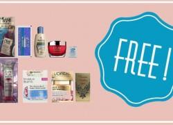Get a FREE Women's Beauty Sample Box!