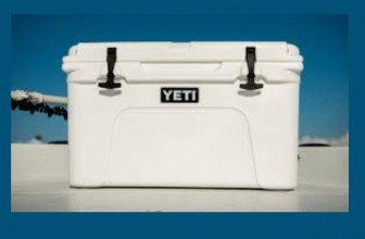 Enter To Win a YETI!