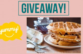 Win a variety box of Belgian waffles (vanilla, chocolate and maple)!