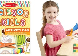 Melissa  Doug Scissor Skills Activity Book $4.99 (Reg. $19.54)