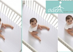 RUNNNNNNN! aden + anais Crib Sheets ONLY $6.99 SHIPPED!