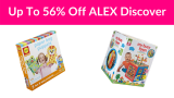 ALEX Discover Toys & Activities! Up to 56% Off