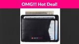 73% OFF Minimalist Wallet