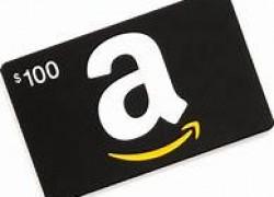 Win a $100 Amazon Gift Card !