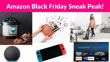 Amazon Black Friday 2020 Revealed